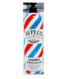 CHAMPU ANTICASPA 1L - Productos naturales hombre cuidado de la barba,bigote y pelo