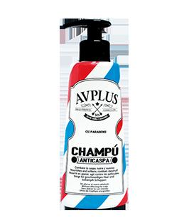 CHAMPU ANTICASPA - Productos naturales hombre cuidado de la barba,bigote y pelo