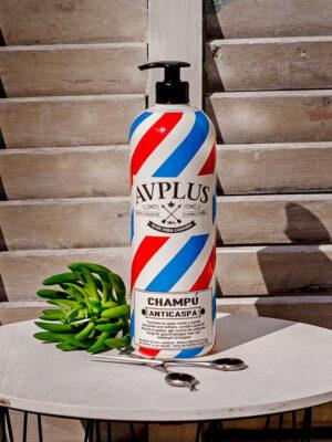 Anti-dandruff shampoo professional
