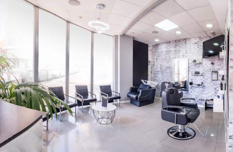 Barbershop salon